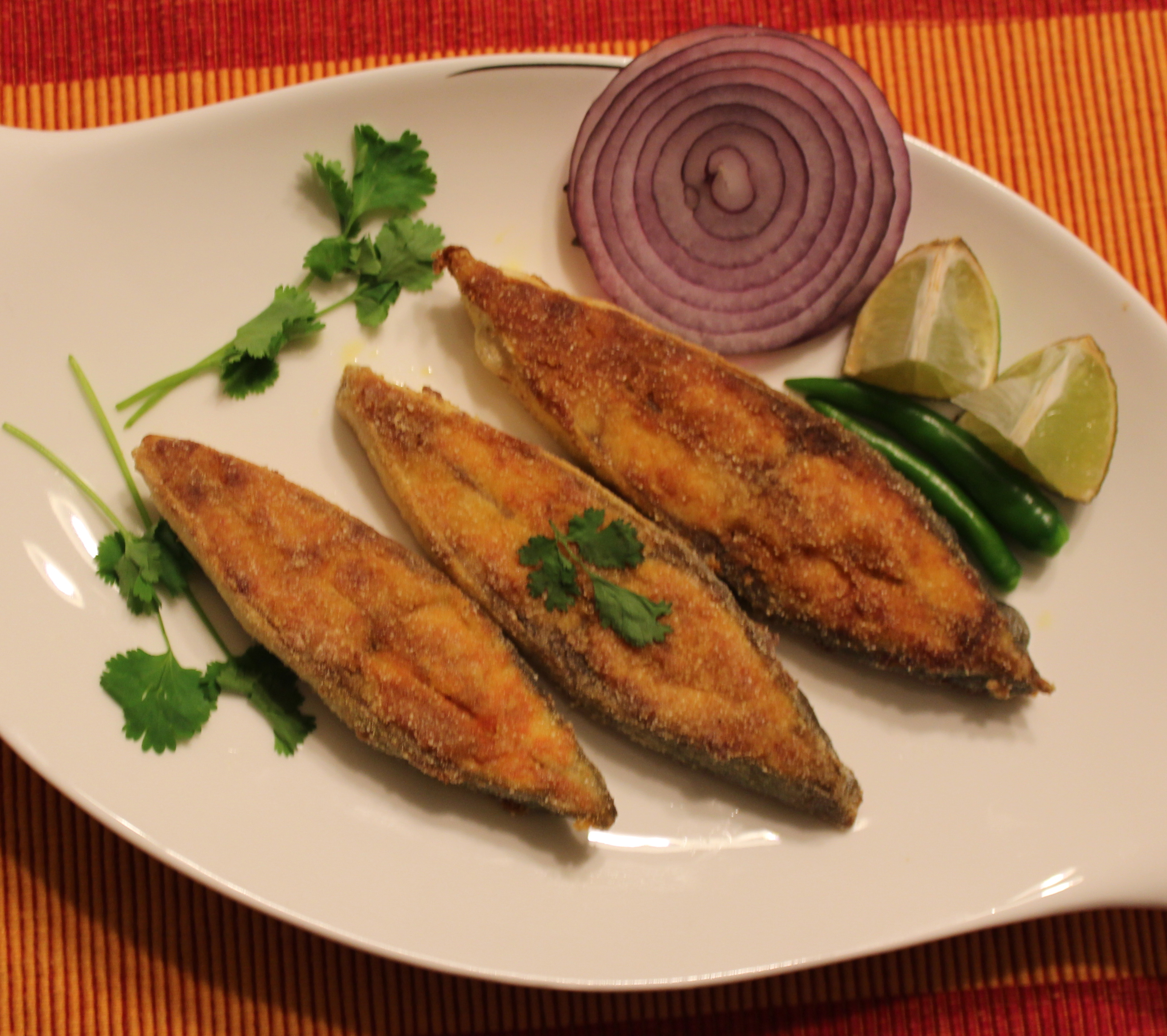 Fried fish currylore for What to eat with fried fish