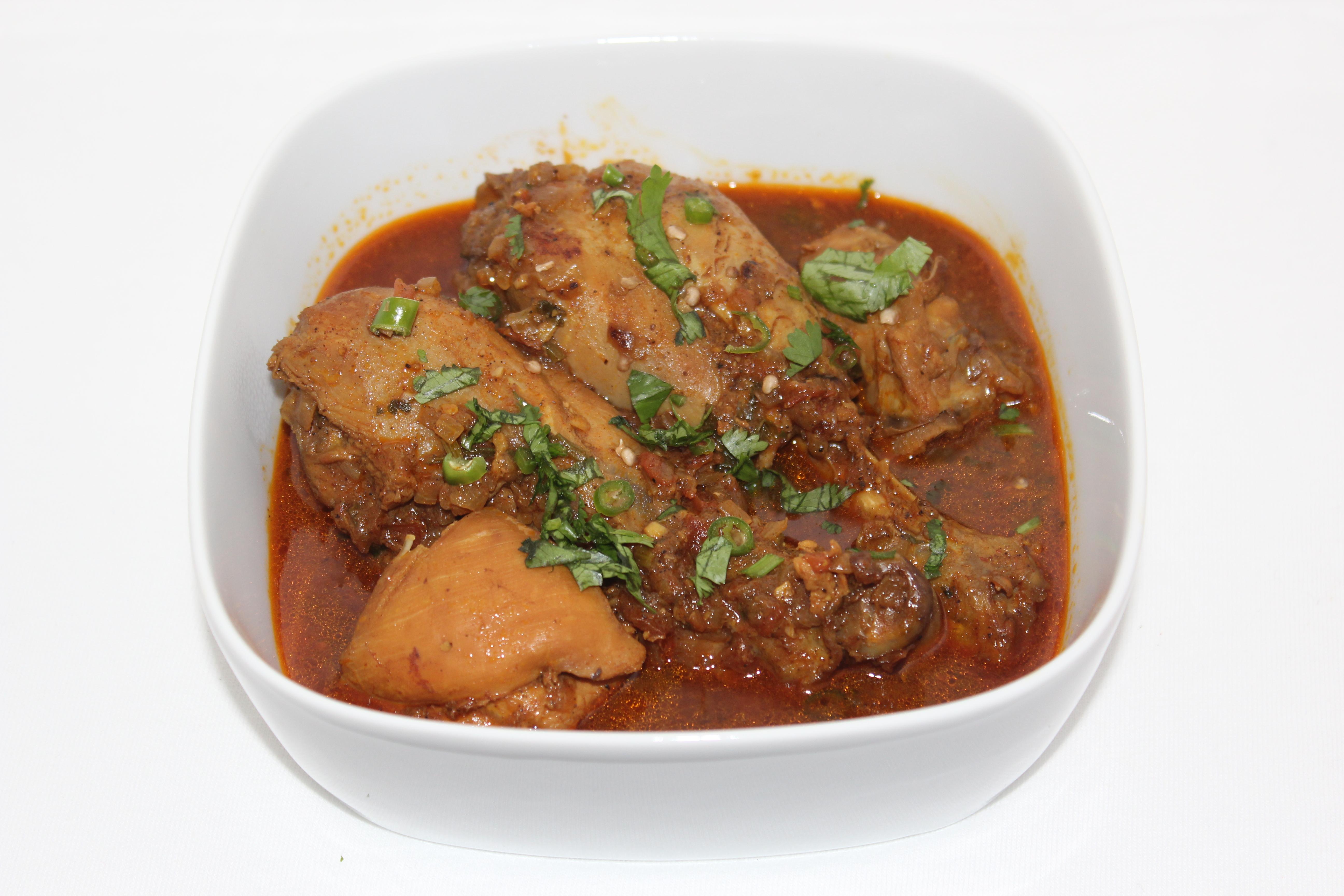 Spicy Pepper Chicken Masala – CurryLore